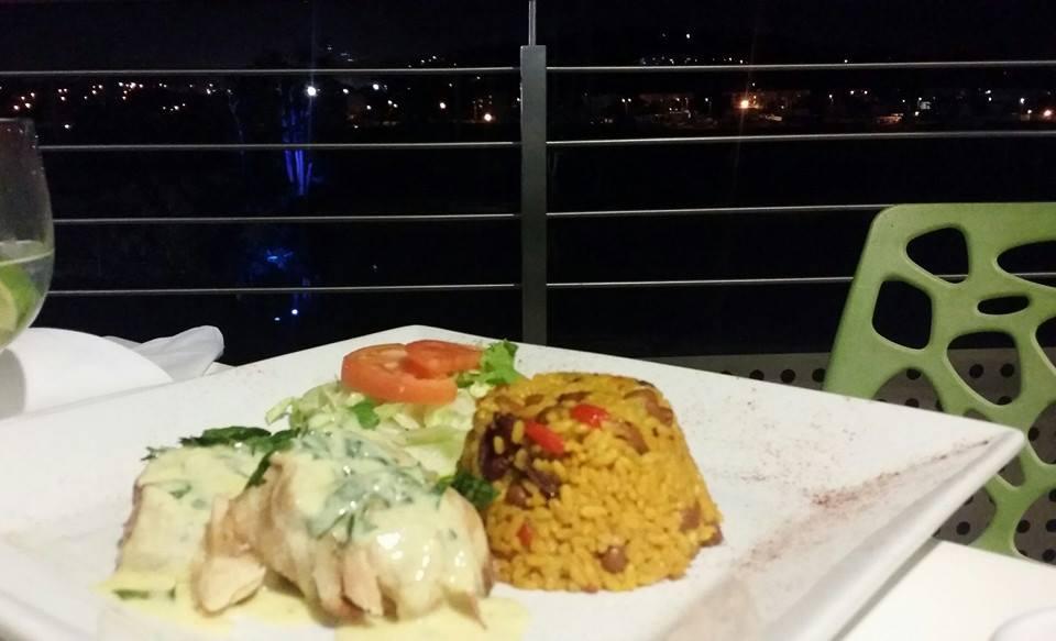 Plato de Campo Bravo Restaurant